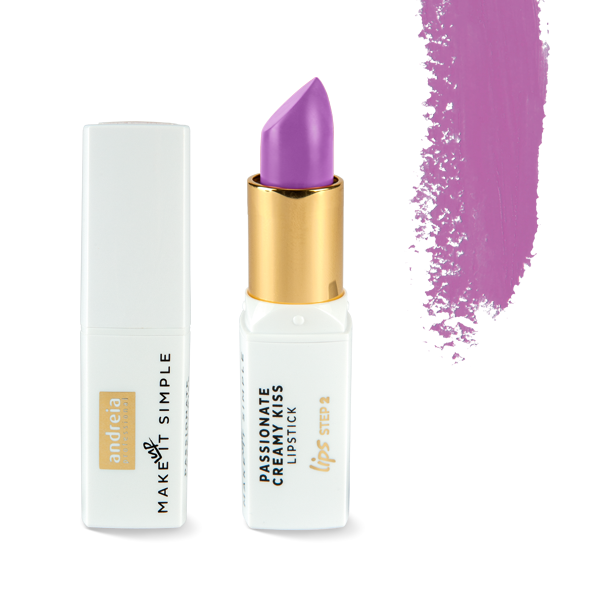 Picture of Maquilhagem Andreia Lips PASSIONATE CREAMY KISS - Lipstick 13