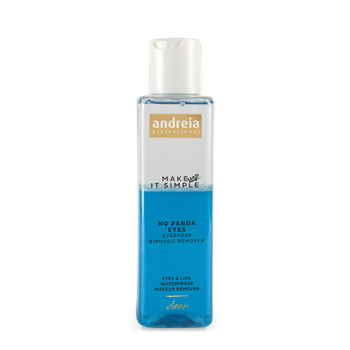 Imagens de Maquilhagem Andreia Essentials NO PANDA EYES - Everyday Biphasic Remover 150ml