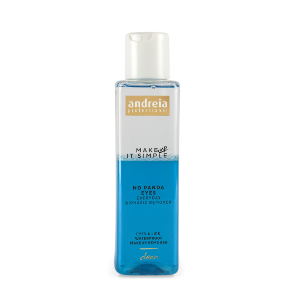Picture of Maquilhagem Andreia Essentials NO PANDA EYES - Everyday Biphasic Remover 150ml