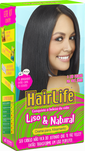 Picture of Hairlife Liso & Natural