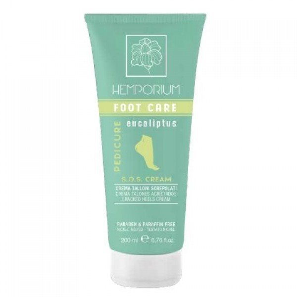 Picture of Hemporium Creme Pedicure Calcanhares Gretados 200ml
