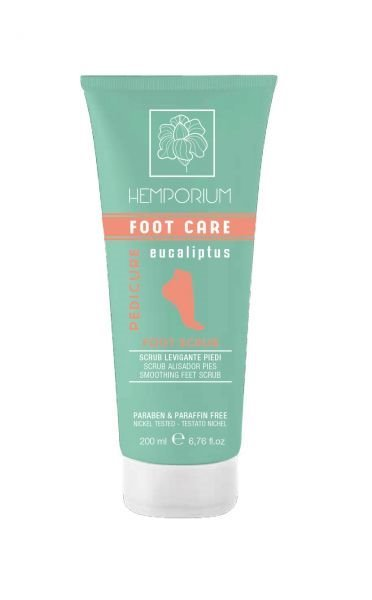 Picture of Hemporium Creme Pedicure Esfoliante Pés 200ml