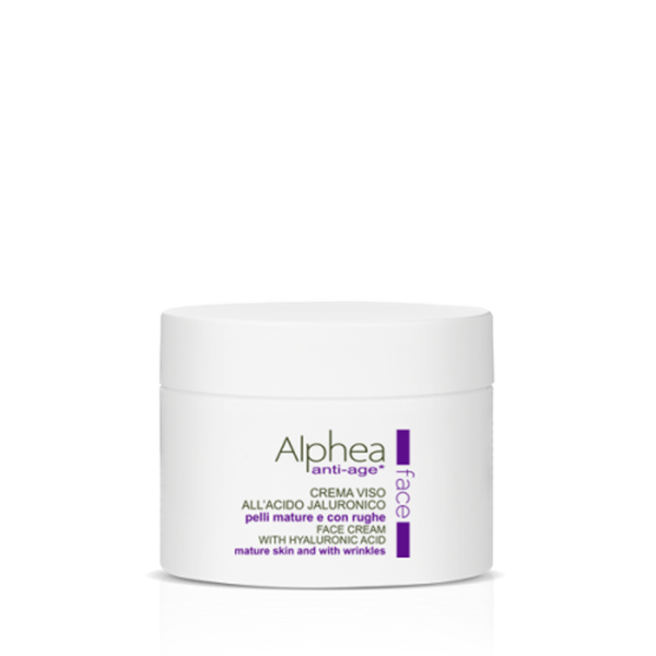 Picture of Alphea Rosto Anti Age Creme Ácido Hialurónico 250ml