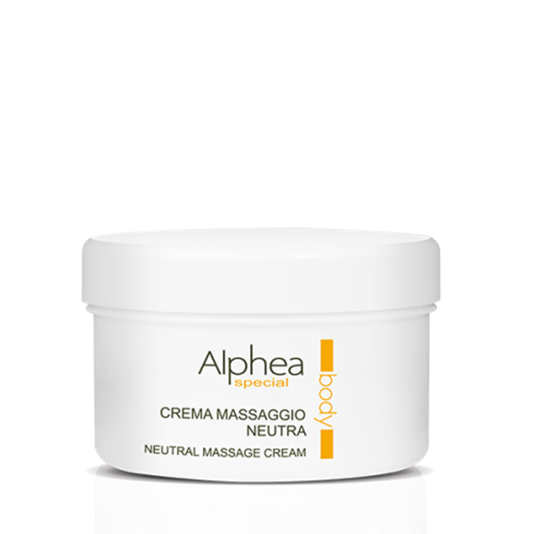 Picture of Alphea Corpo Especial Creme Massagem Neutro 500ml