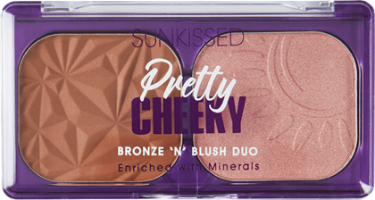 Imagens de Sunkissed Bronze and Blush Duo Pretty Cheeky