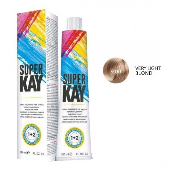 Picture of Super Kay Coloração 8.00 Ligth Blond 180ml