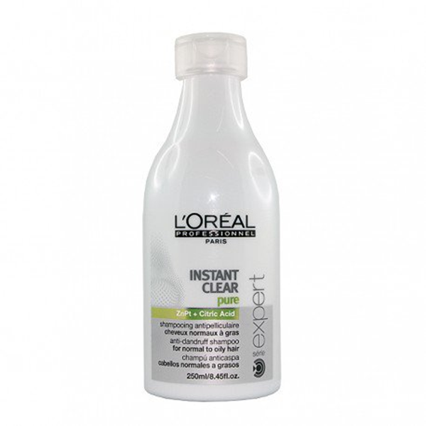 Picture of Loreal Shampoo Instant Clear Pure 250ml