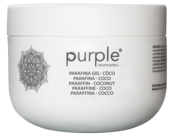 Picture of Purple Parafina Gel de Côco 500ml