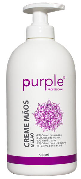 Picture of Purple Creme de Mãos Melão 500ml