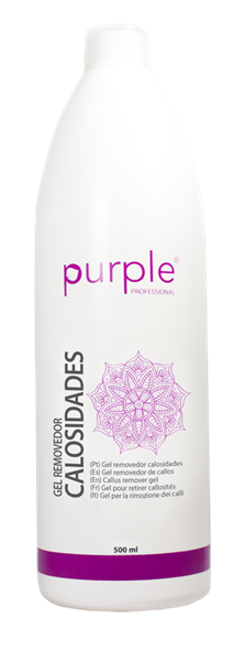 Picture of Purple Gel Removedor de Calosidades 500ml