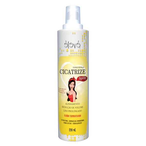Picture of ÈLEVÉ CICATRIZE SPRAY LISO PROLONGADO E REDUCAO DE VOLUME 120ML