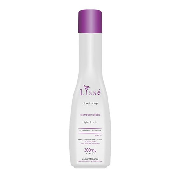 Picture of LISSÉ DAY TO DAY SHAMPOO NUTRICAO - 300ML