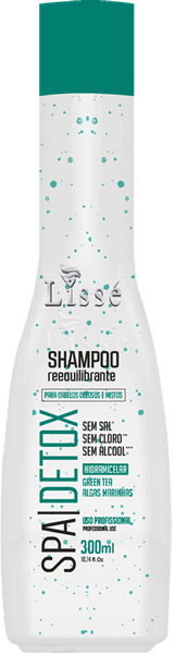 Picture of LISSÉ SPA DETOX HOME CARE SHAMPOO - 300 ML