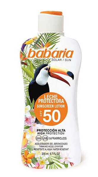 Picture of Babaria Protetor Solar SPF50 200ml