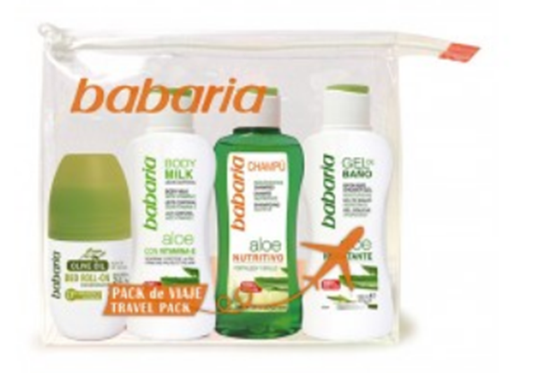 Picture of Babaria Kit Necessaire Viagem