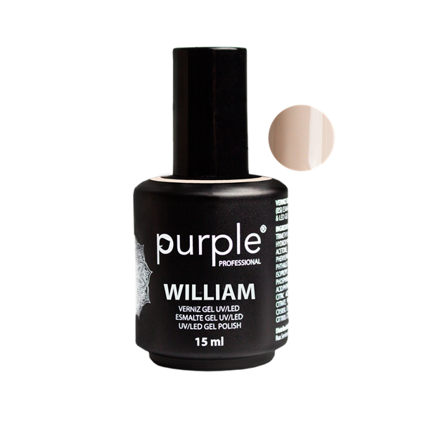 Picture of Purple Verniz Gel William 15ml