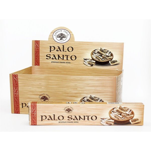 Picture of Incenso Palo Santo Green Tree 15grs