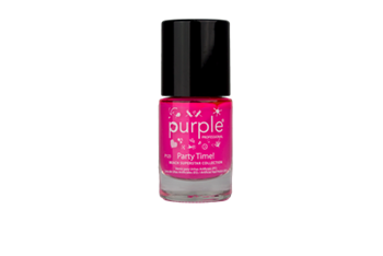 Imagens de Purple Verniz nº 123 Party Time (Beach Superstar) 10 ml P123