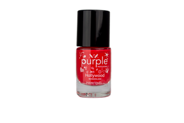 Picture of Purple Verniz nº115 Hollywood (Wonderland) 10 ml P115