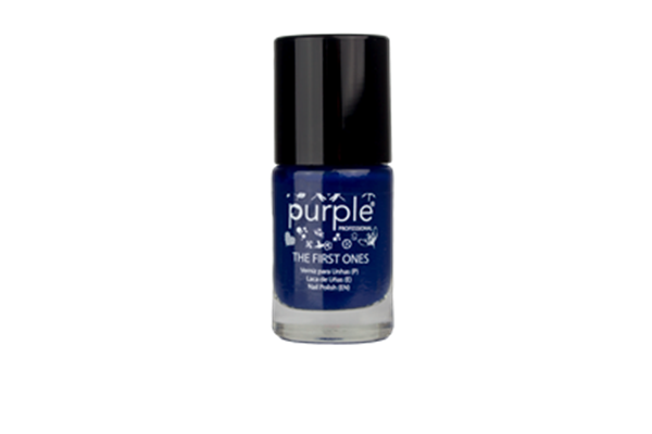 Picture of Purple Verniz nº12 Too Blue (The First Ones)  10 ml P12