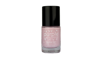 Imagens de Purple Verniz nº126 Barbie Girl (Barbie Collection) 10 ml P126