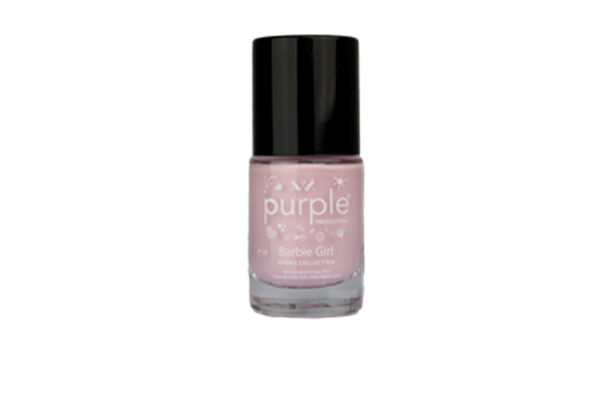 Picture of Purple Verniz nº126 Barbie Girl (Barbie Collection) 10 ml P126