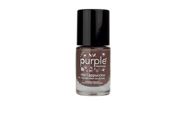 Picture of Purple Verniz nº19 Hot Cappuccino (The First Ones)  10 ml P19