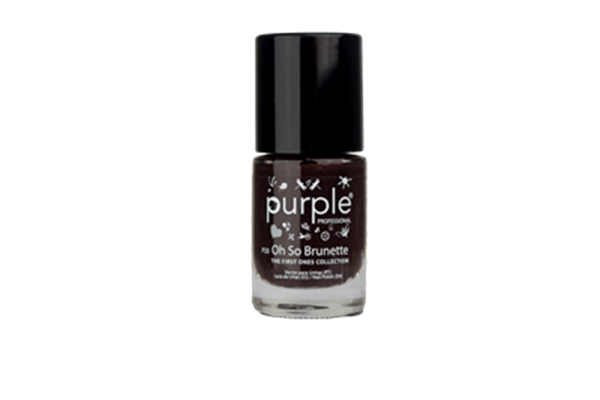 Picture of Purple Verniz nº20 Oh So Brunette (The First Ones)  10 ml P20