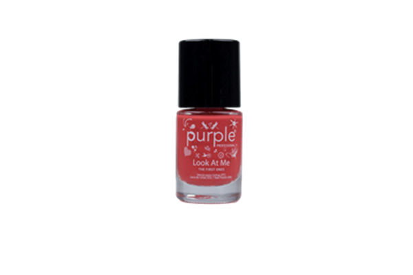 Picture of Purple Verniz nº21 Look at Me (The First Ones)  10 ml P21