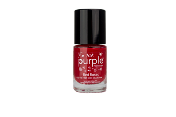 Picture of Purple Verniz nº22 Red Roses (The First Ones)  10 ml P22