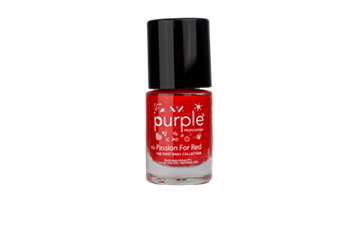 Imagens de Purple Verniz nº23 Passion for Red (The First Ones)  10 ml P23