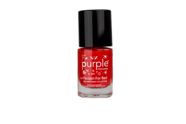 Picture of Purple Verniz nº23 Passion for Red (The First Ones)  10 ml P23