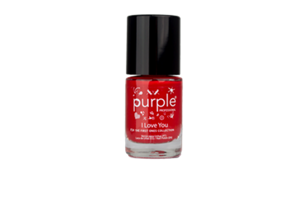 Picture of Purple Verniz nº24 I Love You (The First Ones)  10 ml P24