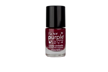 Imagens de Purple Verniz nº27 Lovely Umbrella (The First Ones) 10 ml P27