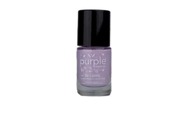 Picture of Purple Verniz nº49 Be lovely (Always Perfect) 10 ml P49