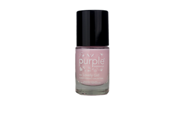 Picture of Purple Verniz nº50 Lovely Girl (Always Perfect) 10 ml P50