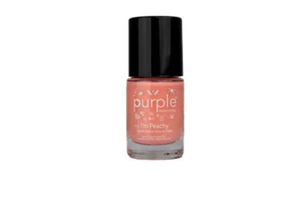 Picture of Purple Verniz nº53 I'm Peachy (Nude Nails) 10 ml P53