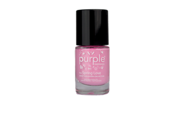 Picture of Purple Verniz nº63 Spring Love (Sweet Explosion) 10 ml P63