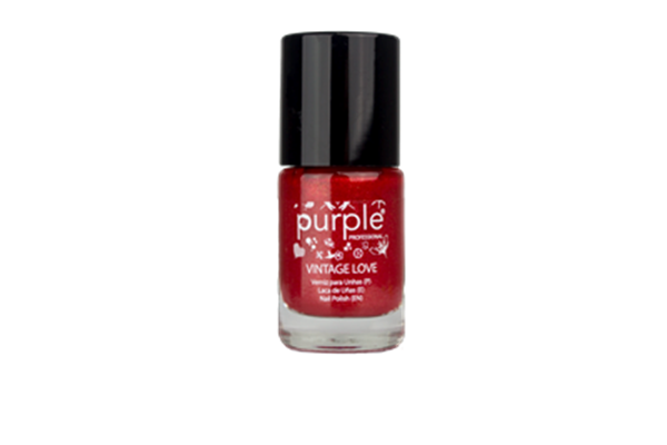 Picture of Purple Verniz nº90 Burning Passion (Vintage Love) 10 ml P90