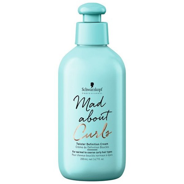 Picture of Schwarzkopf Professional Mad About Curls Creme de Definição Caracóis 200ml