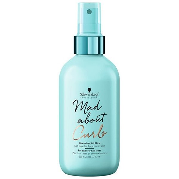 Picture of Schwarzkopf Professional Mad About Curls Leite de Controlo para Óleos 200ml