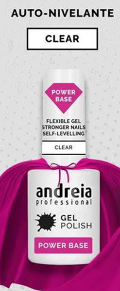 Picture of Andreia Power Base Auto Nivelante Clear 10,5ml