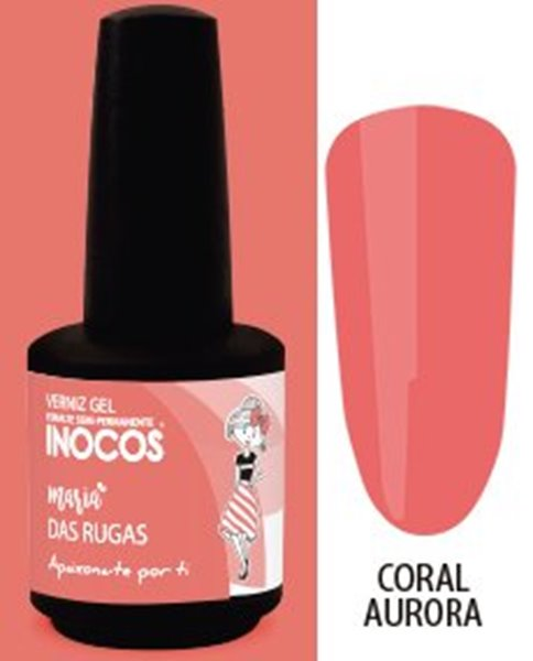 Picture of Inocos Verniz Gel Maria das Rugas 15ml