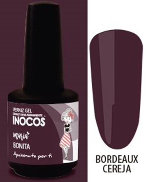 Picture of Inocos Verniz Gel Maria Bonita 15ml