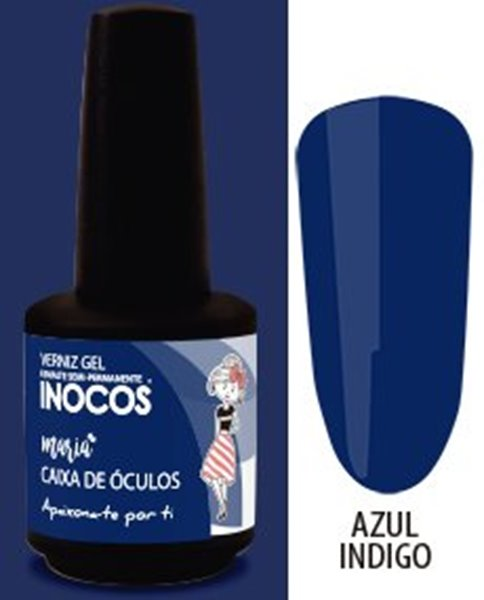 Picture of Inocos Verniz Gel Maria Caixa de Óculos 15ml