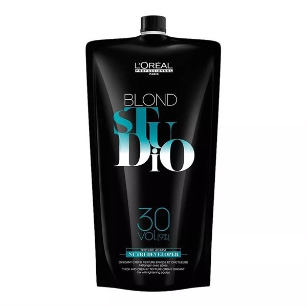 Picture of Loreal Blond Studio Oxidante em Creme 30Vol 1 litro