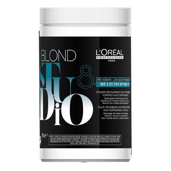 Picture of Loreal Blond Studio Pó descolorante 500gr Azul