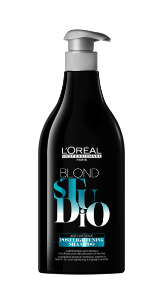 Picture of Loreal Blond Studio Post Lightening Shampoo 500ml