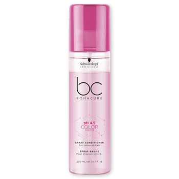 Imagens de SCHWARZKOPF BC PH 4.5 COLOR FREEZE SPRAY CONDICIONADOR 200ML