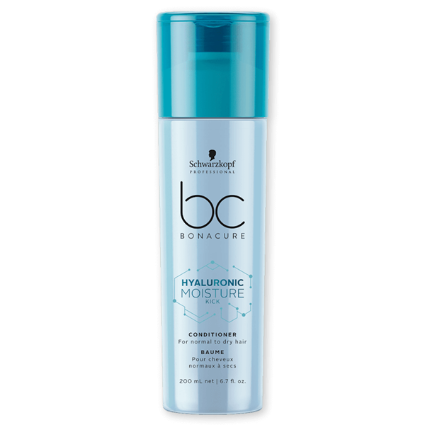 Picture of SCHWARZKOPF BC HYALURONIC MOISTURE KICK CONDICIONADOR 200ML